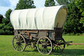 Covered Wagon Stock Images