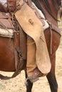 Cowboy days Royalty Free Stock Photo