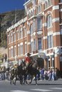 Cowboy Days parade in Durango, CO Royalty Free Stock Photo