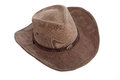 Cowboy hat isolated Royalty Free Stock Photo