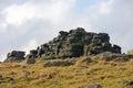 Cox Tor, Dartmoor Royalty Free Stock Photo
