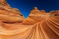 Coyote Buttes in the Vermilion Cliffs Arizona