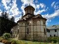 The Cozia Monastery in Caciulata, Romania