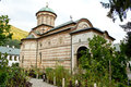 Cozia monastery orthodox from romania Stock Image