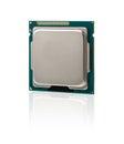 CPU multiconduttore dell'azienda di trasformazione del computer Immagine Stock Libera da Diritti