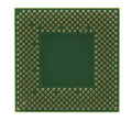 CPU Pins Royalty Free Stock Photography