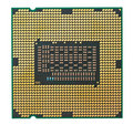 Cpu processor Stock Photography