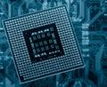 CPU's Royalty Free Stock Photo