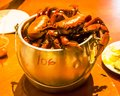 Crab Cooked With Brazilian Sea...