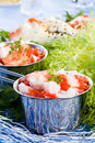 Crab meat Royalty Free Stock Photos