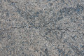 Crack on concrete road Royalty Free Stock Photo