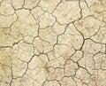 Crack ground texture background Royalty Free Stock Photo