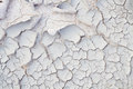 Crack soil surface dry and peeling top view shot of Royalty Free Stock Photos