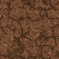 Cracked brown soil seamless tileable texture see my other works in portfolio Stock Photography