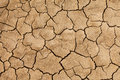 Cracked and dried mud texture Royalty Free Stock Photo