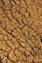 Cracked dry ground texture Stock Image