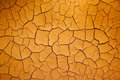 Cracked Earth Background Stock Image