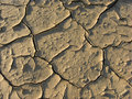 Cracked land Royalty Free Stock Images