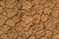 Cracked mud an abstract texture Royalty Free Stock Photography