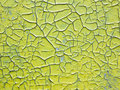Cracked paint Royalty Free Stock Photography