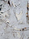 The cracked paint Royalty Free Stock Images