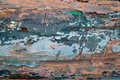 Cracked paint Royalty Free Stock Photo