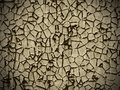 Cracked surface Royalty Free Stock Photos