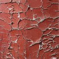 Cracked surface red texture background Royalty Free Stock Photo
