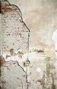 Cracked wall Royalty Free Stock Photo