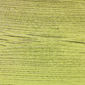 Cracked wooden plank, yellow color Royalty Free Stock Photo