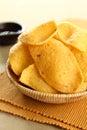 Cracker [ Asian snack] Royalty Free Stock Photo