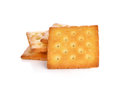 Cracker biscuit Royalty Free Stock Photo