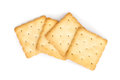 Cracker Royalty Free Stock Photo