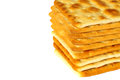 Crackers A Royalty Free Stock Photo