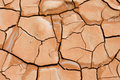 Cracking Earth - Mud Royalty Free Stock Photo