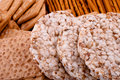 Crackling cookies Royalty Free Stock Photos
