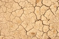 Cracks on the  ground Stock Photo