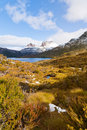 Cradle Mountain Royalty Free Stock Photo