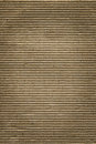 Craft paper old corrugated in high resolution Stock Image
