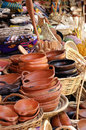 Crafts in clay Royalty Free Stock Photo