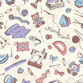 Craftsmanship background Royalty Free Stock Photo