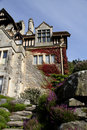 Cragside House Royalty Free Stock Photo