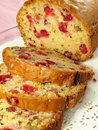 Cranberry Bread Stock Photography