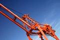 Crane 2 Royalty Free Stock Photo