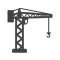 Crane II Royalty Free Stock Photo