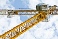 Crane structure Royalty Free Stock Photo