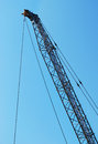 Crane structure Stock Images