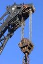 Crane, Tackle 1 Royalty Free Stock Image