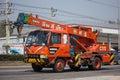 Crane Truck of Nim See Seng Company