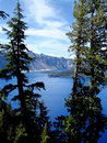 Crater Lake Royalty Free Stock Image
